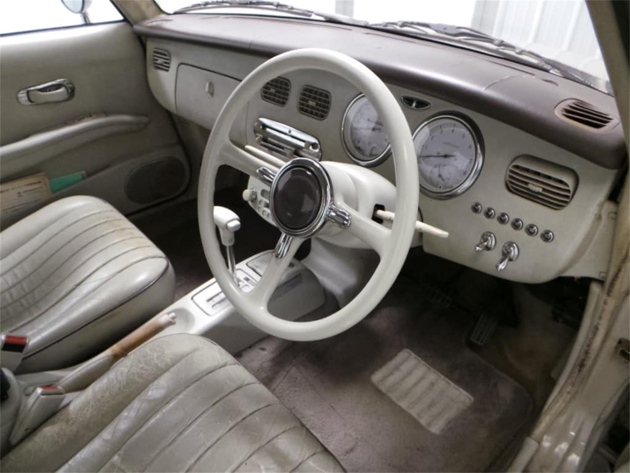 Large Picture of '91 Nissan Figaro located in Virginia Offered by Duncan Imports & Classic Cars - JL6J