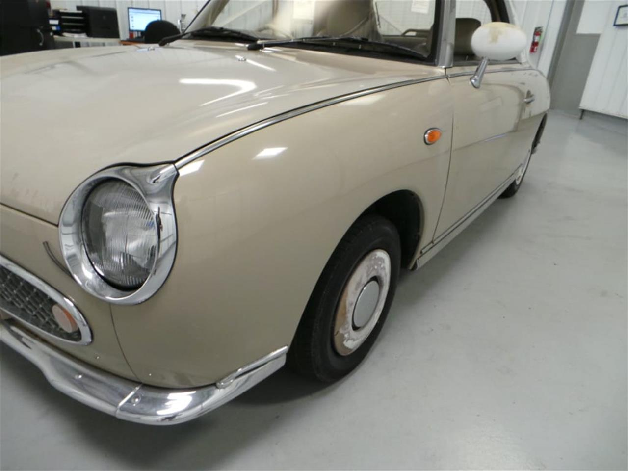 Large Picture of '91 Figaro located in Christiansburg Virginia Offered by Duncan Imports & Classic Cars - JL6J