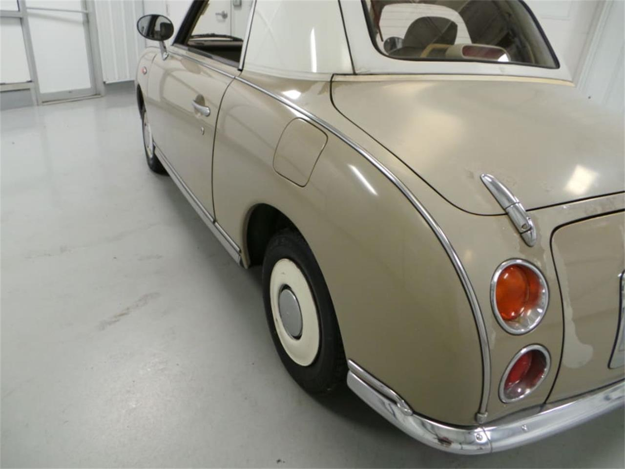 Large Picture of 1991 Nissan Figaro - $5,970.00 Offered by Duncan Imports & Classic Cars - JL6J