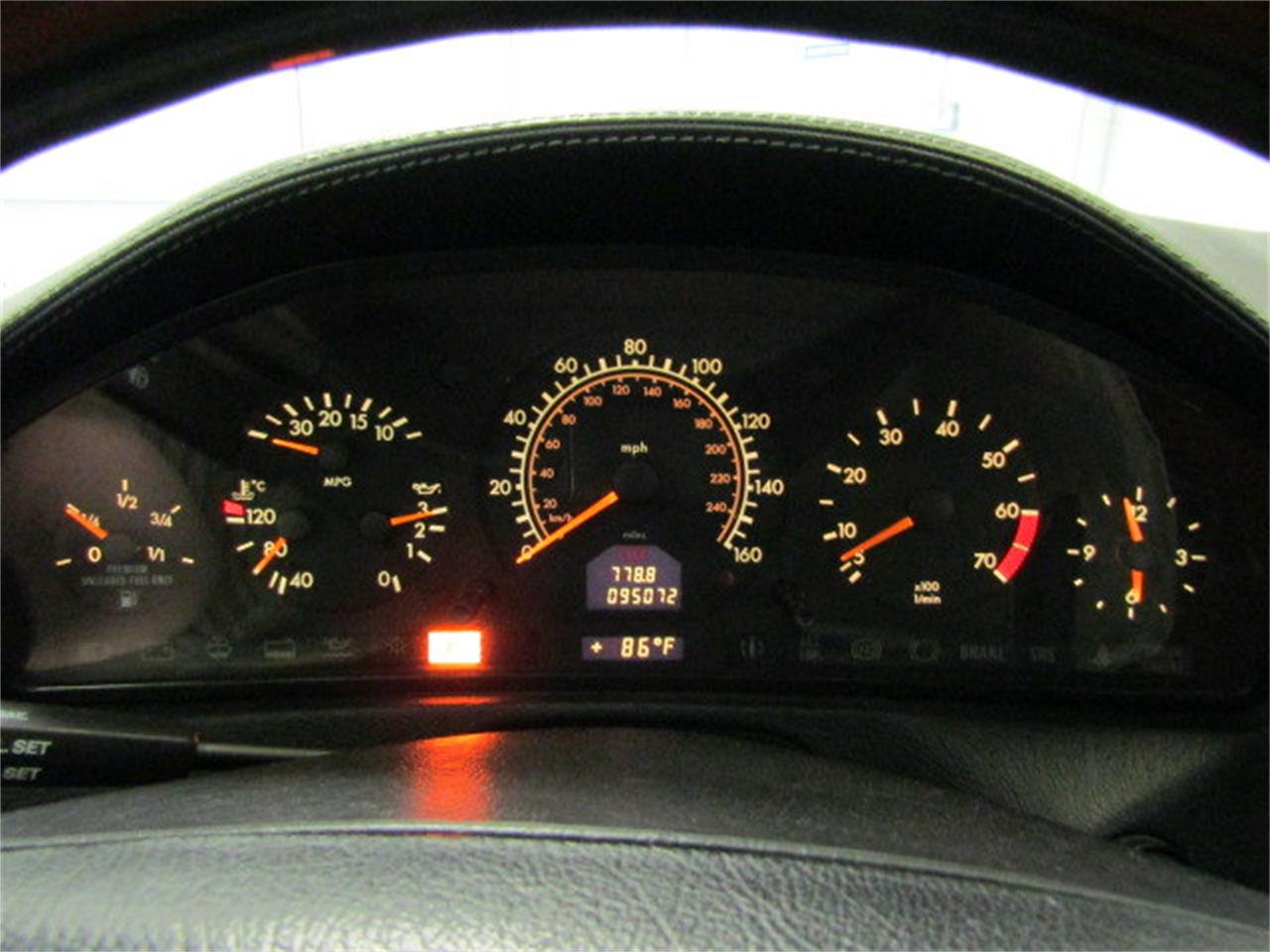 Large Picture of '98 SL-Class - JL6W