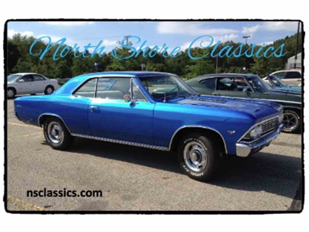 Large Picture of '66 Chevelle - JIGQ
