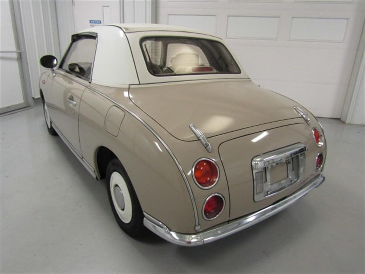 Large Picture of 1991 Nissan Figaro - $10,900.00 Offered by Duncan Imports & Classic Cars - JL79