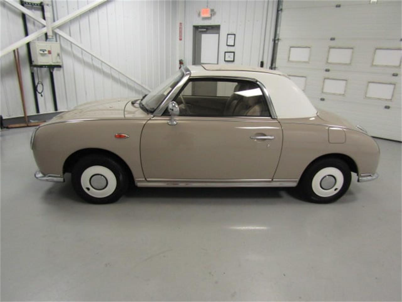 Large Picture of '91 Figaro located in Virginia Offered by Duncan Imports & Classic Cars - JL79