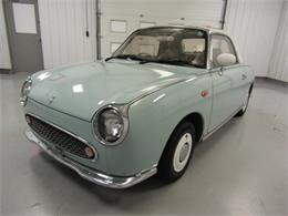 Picture of '91 Nissan Figaro Offered by Duncan Imports & Classic Cars - JL7F