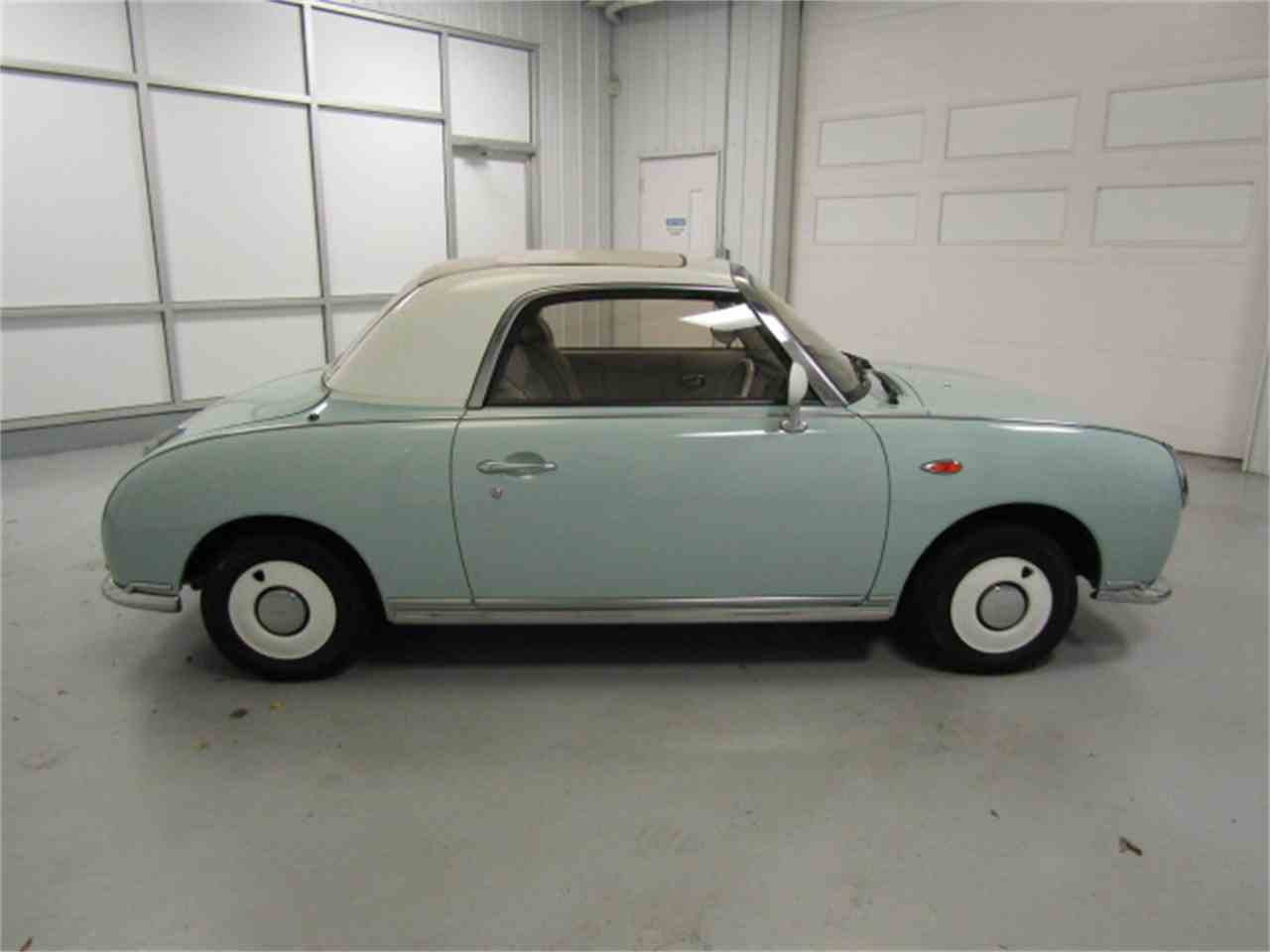 Large Picture of 1991 Nissan Figaro Offered by Duncan Imports & Classic Cars - JL7F
