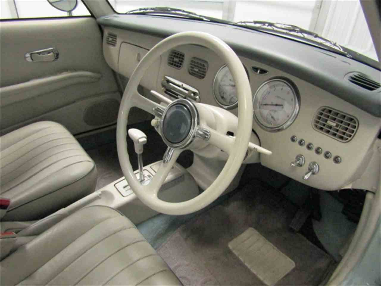 Large Picture of 1991 Nissan Figaro located in Christiansburg Virginia Offered by Duncan Imports & Classic Cars - JL7F