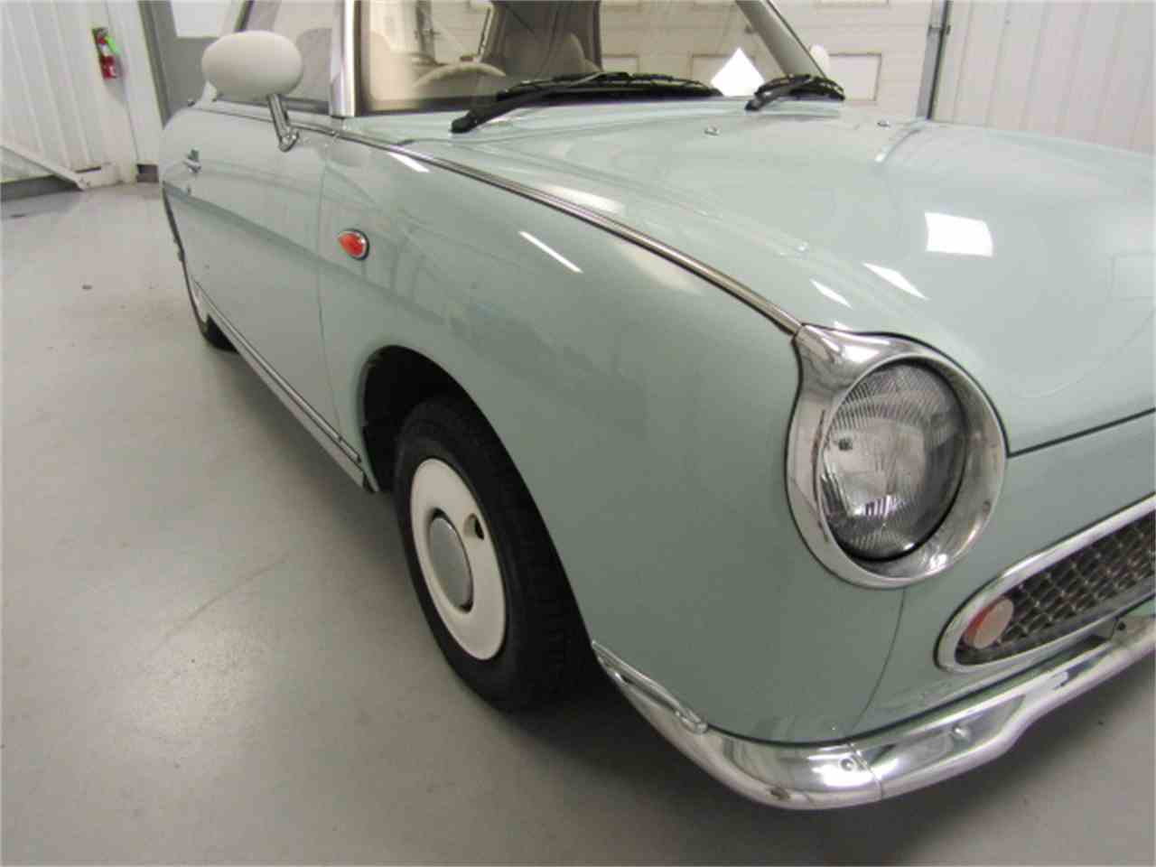 Large Picture of '91 Nissan Figaro located in Virginia Offered by Duncan Imports & Classic Cars - JL7F