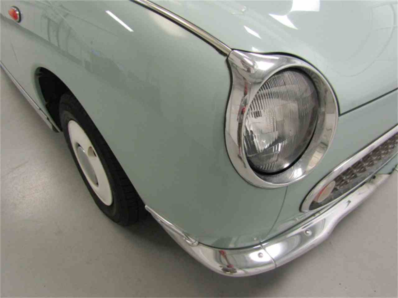 Large Picture of '91 Figaro located in Christiansburg Virginia - $21,900.00 Offered by Duncan Imports & Classic Cars - JL7F