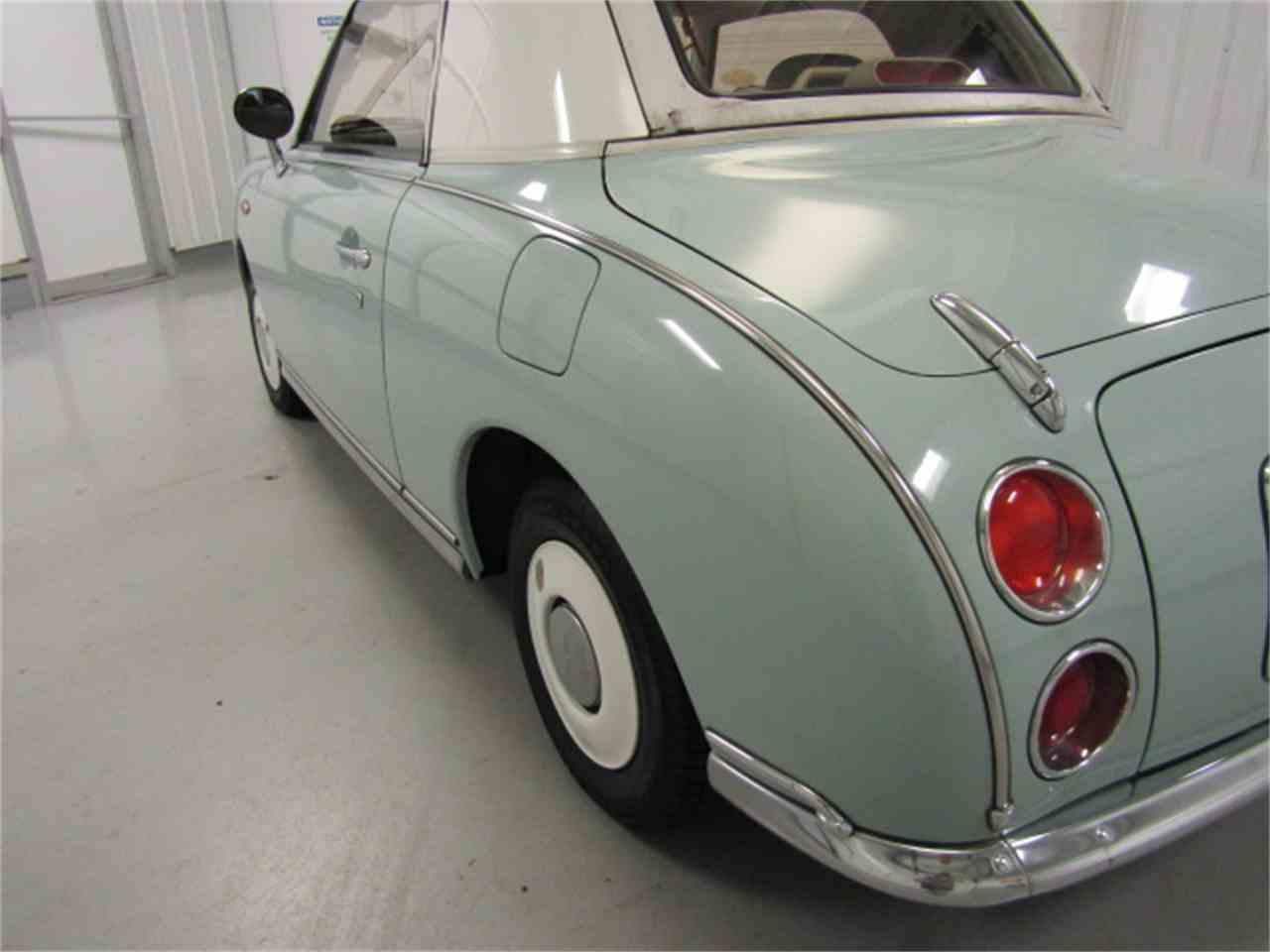 Large Picture of '91 Nissan Figaro - JL7F