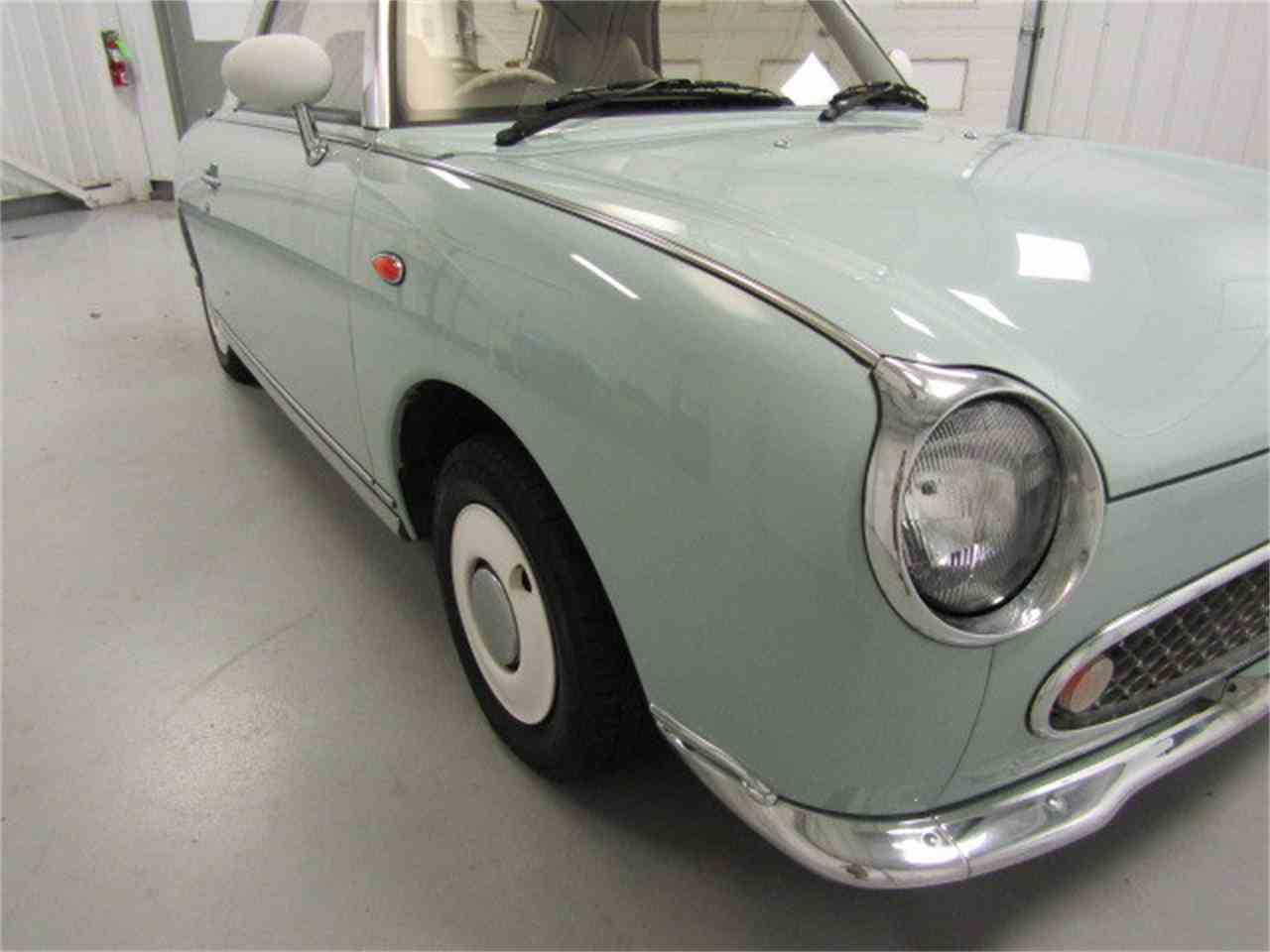 Large Picture of 1991 Figaro located in Christiansburg Virginia - $21,900.00 Offered by Duncan Imports & Classic Cars - JL7F