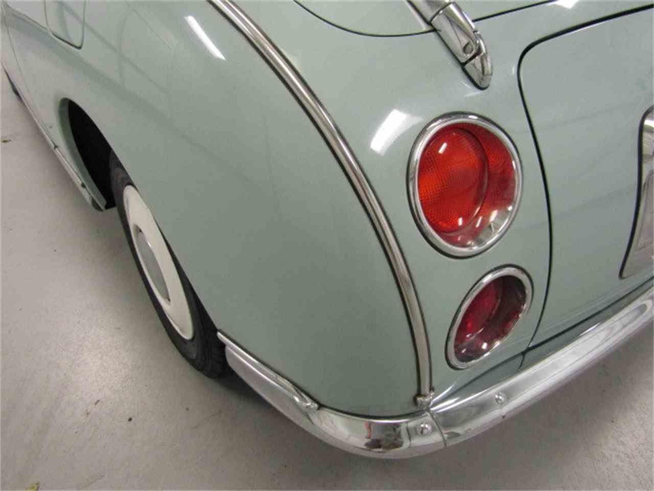 Large Picture of 1991 Nissan Figaro located in Virginia Offered by Duncan Imports & Classic Cars - JL7F