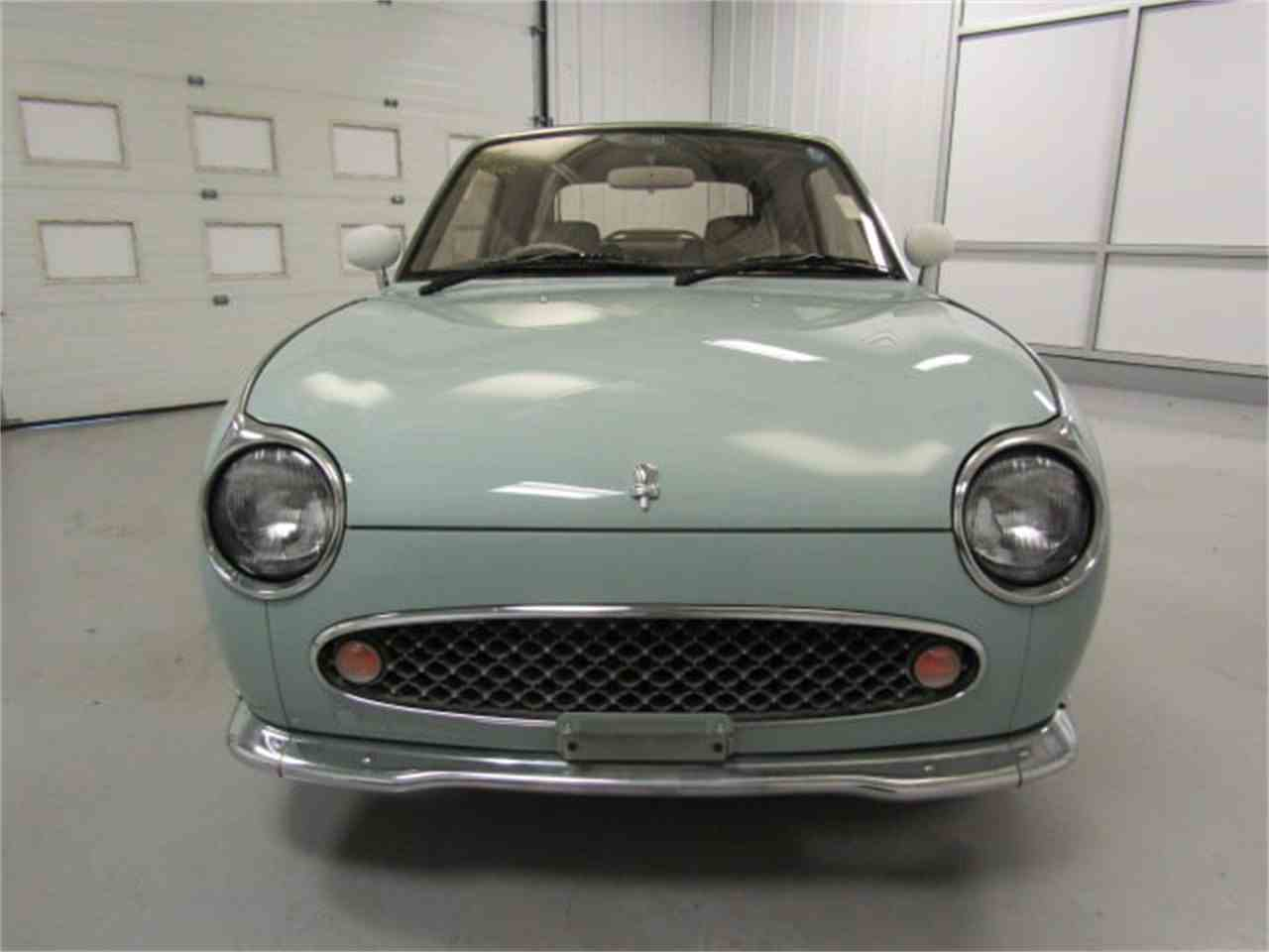 Large Picture of '91 Nissan Figaro Offered by Duncan Imports & Classic Cars - JL7F