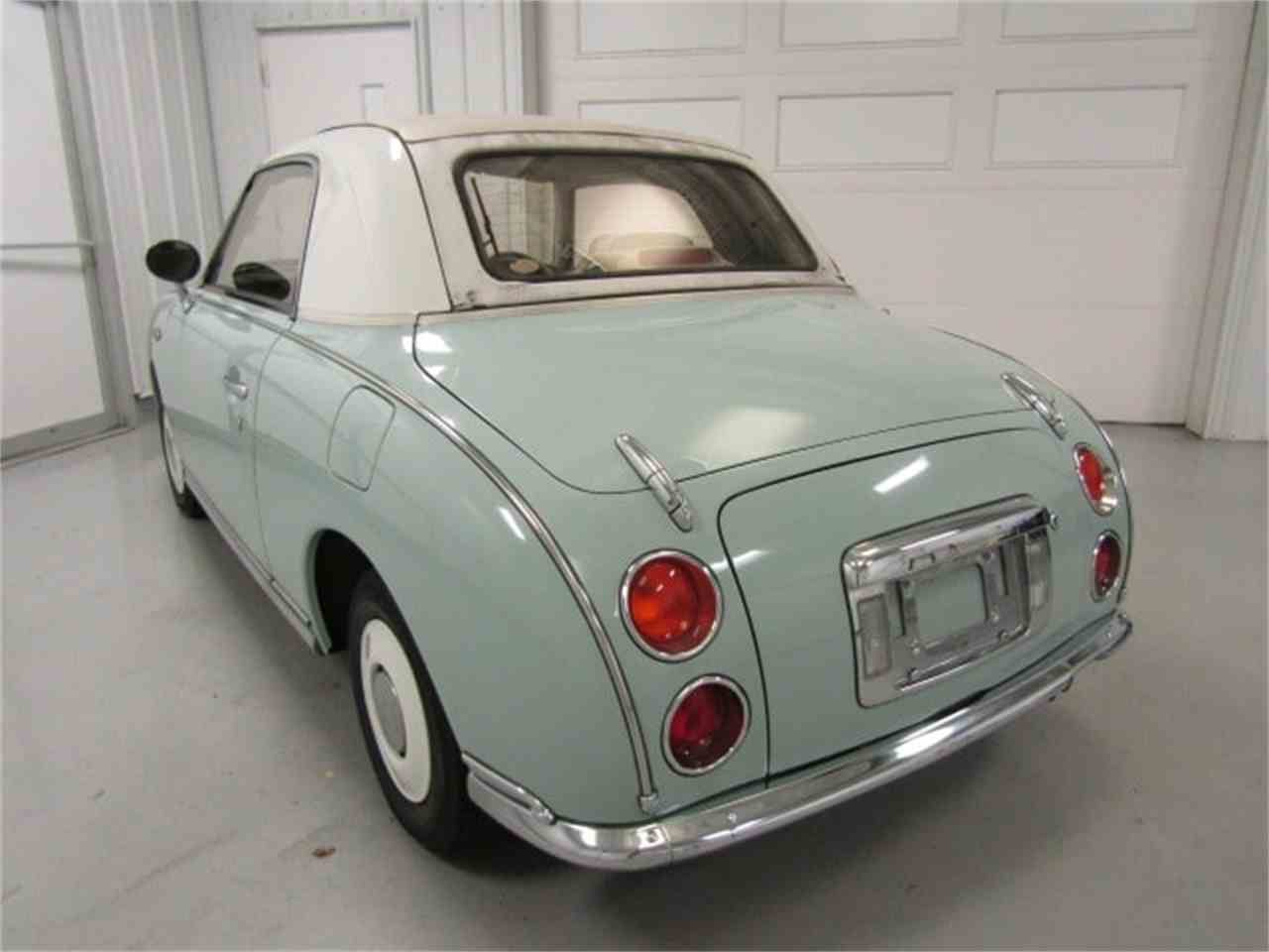 Large Picture of '91 Nissan Figaro located in Virginia - JL7F