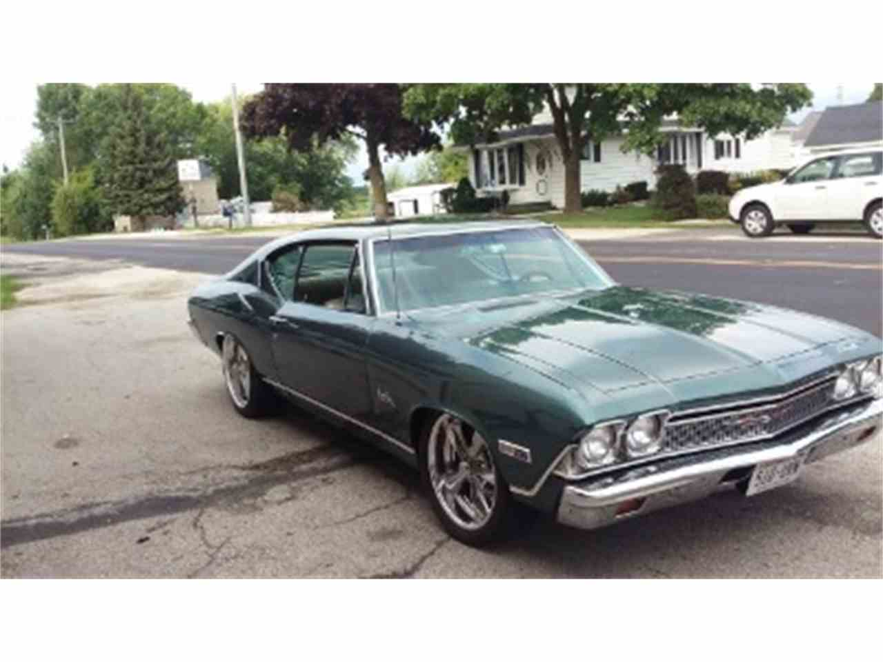 Large Picture of '68 Chevelle - JIGS