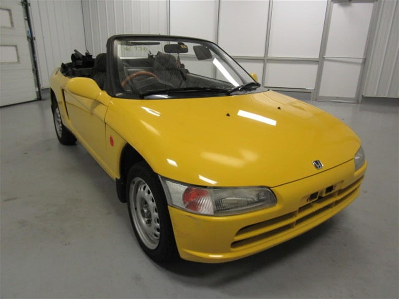 Large Picture of 1991 Honda Beat located in Christiansburg Virginia Offered by Duncan Imports & Classic Cars - JL81
