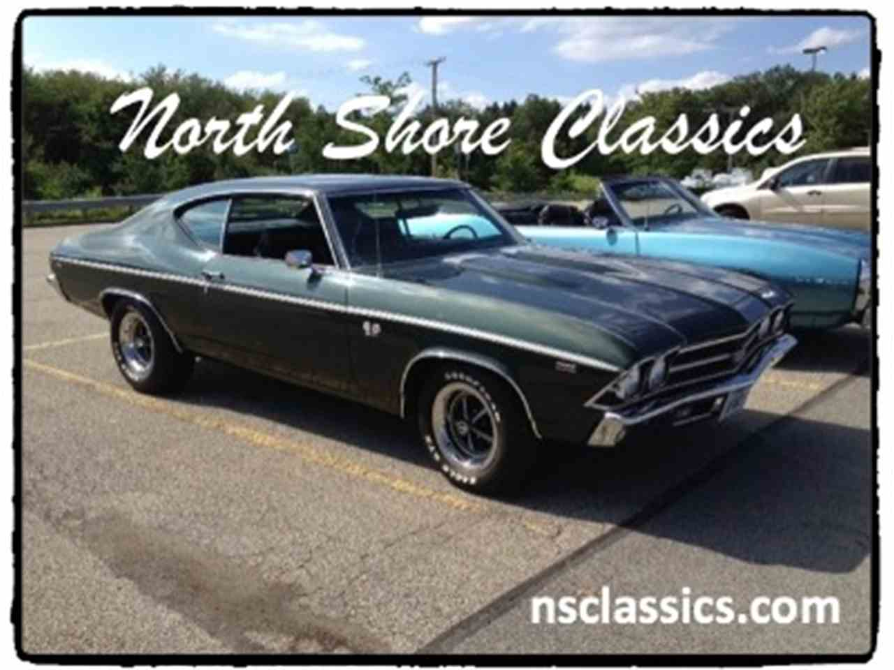 Large Picture of '69 Chevelle Offered by North Shore Classics - JIGT