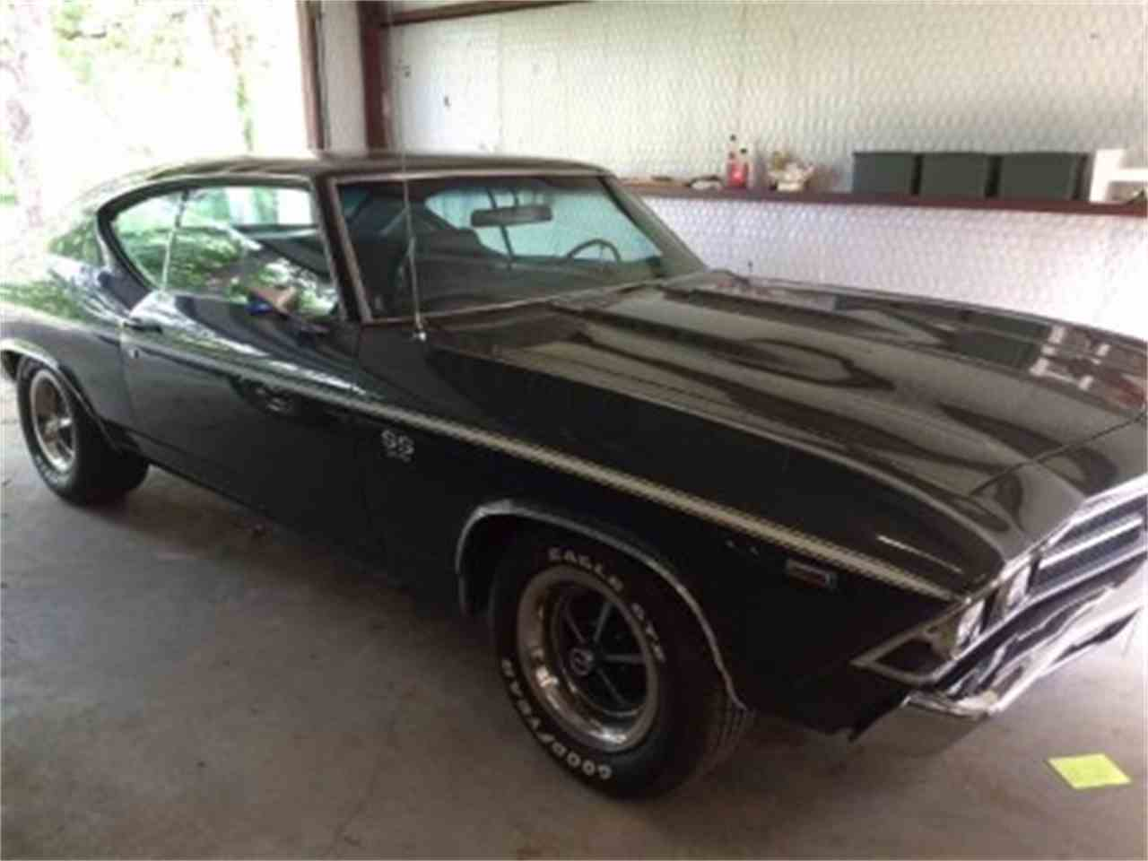 Large Picture of Classic 1969 Chevelle - $45,000.00 Offered by North Shore Classics - JIGT
