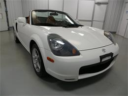 Picture of 2001 MR2 Spyder located in Christiansburg Virginia - $13,908.00 - JL89