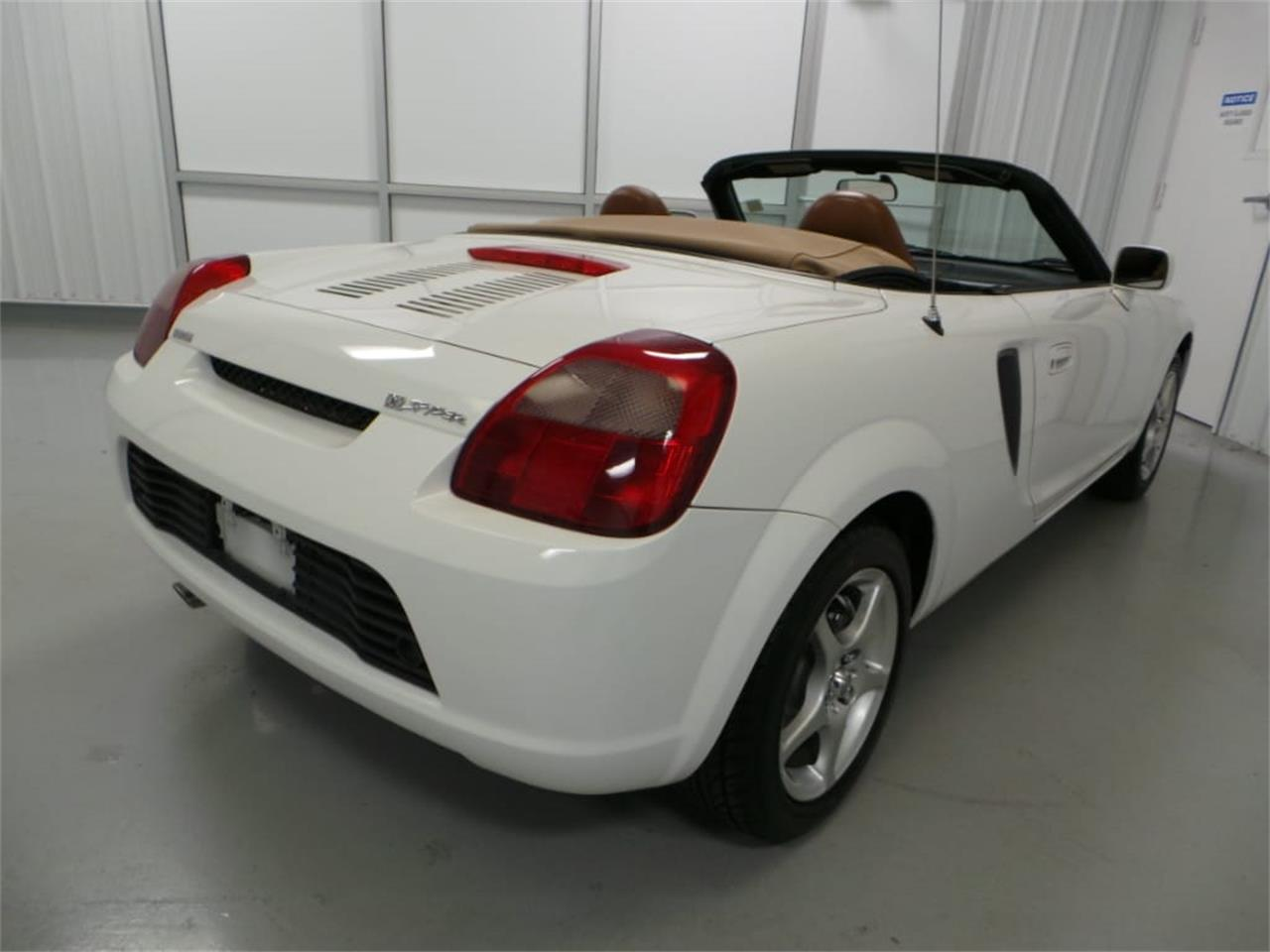 Large Picture of 2001 MR2 Spyder Offered by Duncan Imports & Classic Cars - JL89