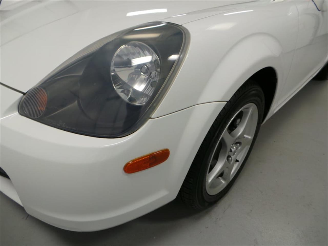 Large Picture of '01 Toyota MR2 Spyder - $13,908.00 - JL89