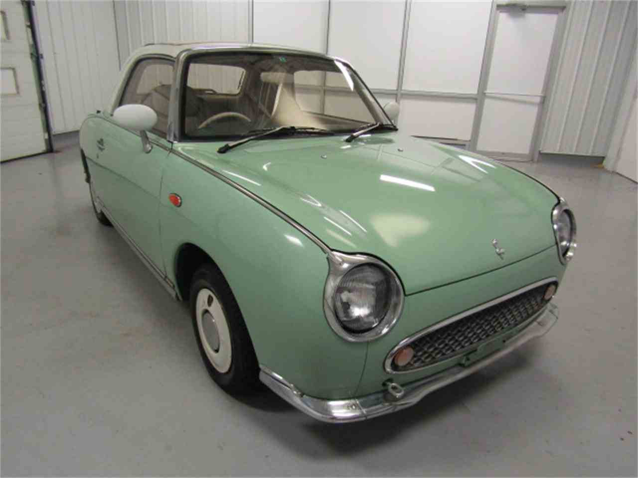 Large Picture of 1991 Nissan Figaro - JL8A