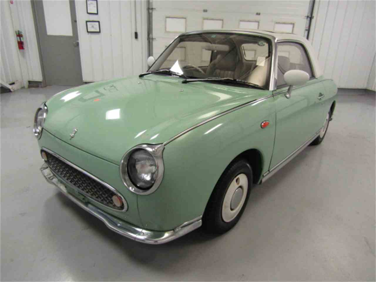 Large Picture of '91 Figaro - $12,721.00 Offered by Duncan Imports & Classic Cars - JL8A