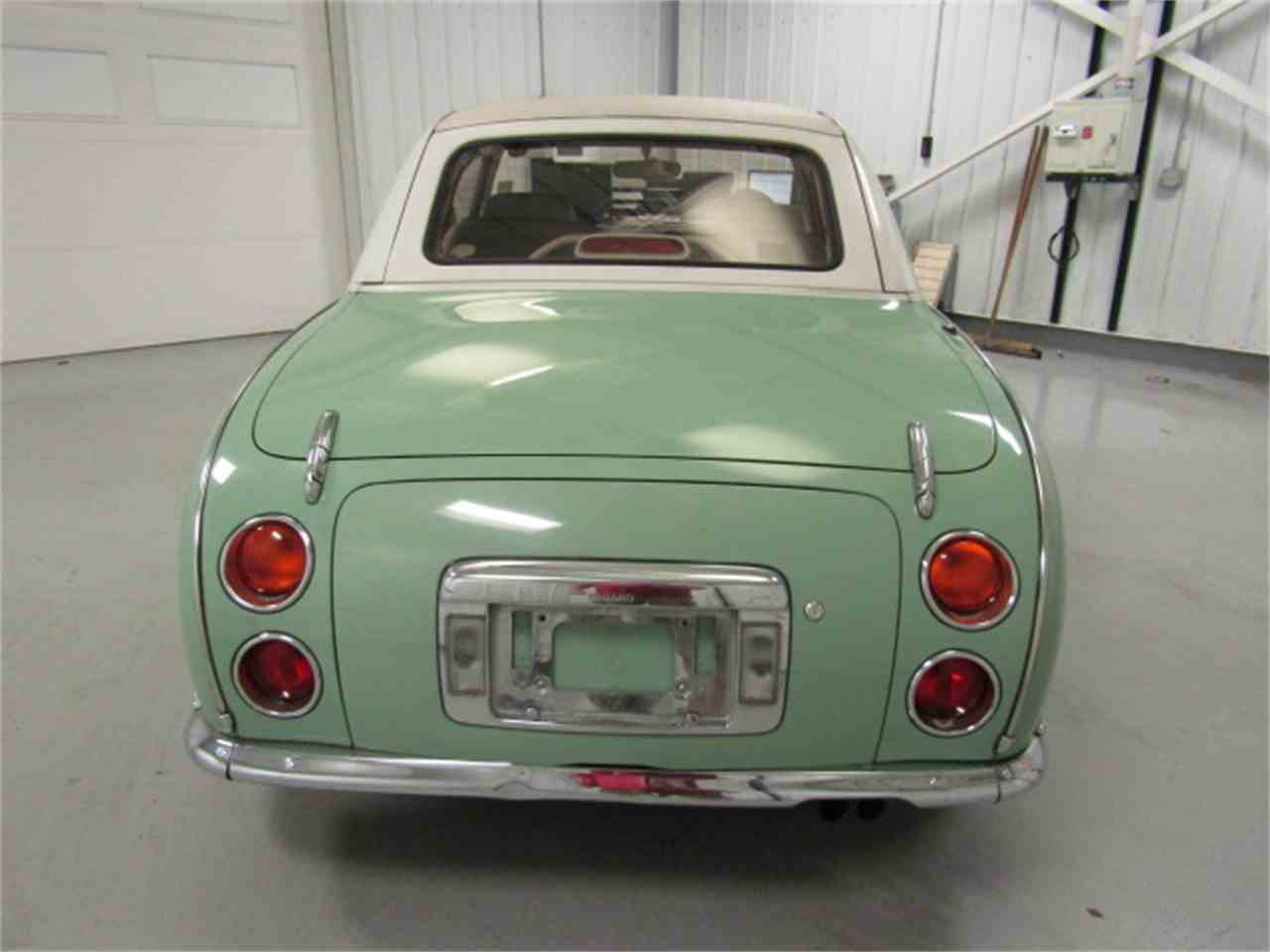 Large Picture of '91 Nissan Figaro located in Virginia - JL8A