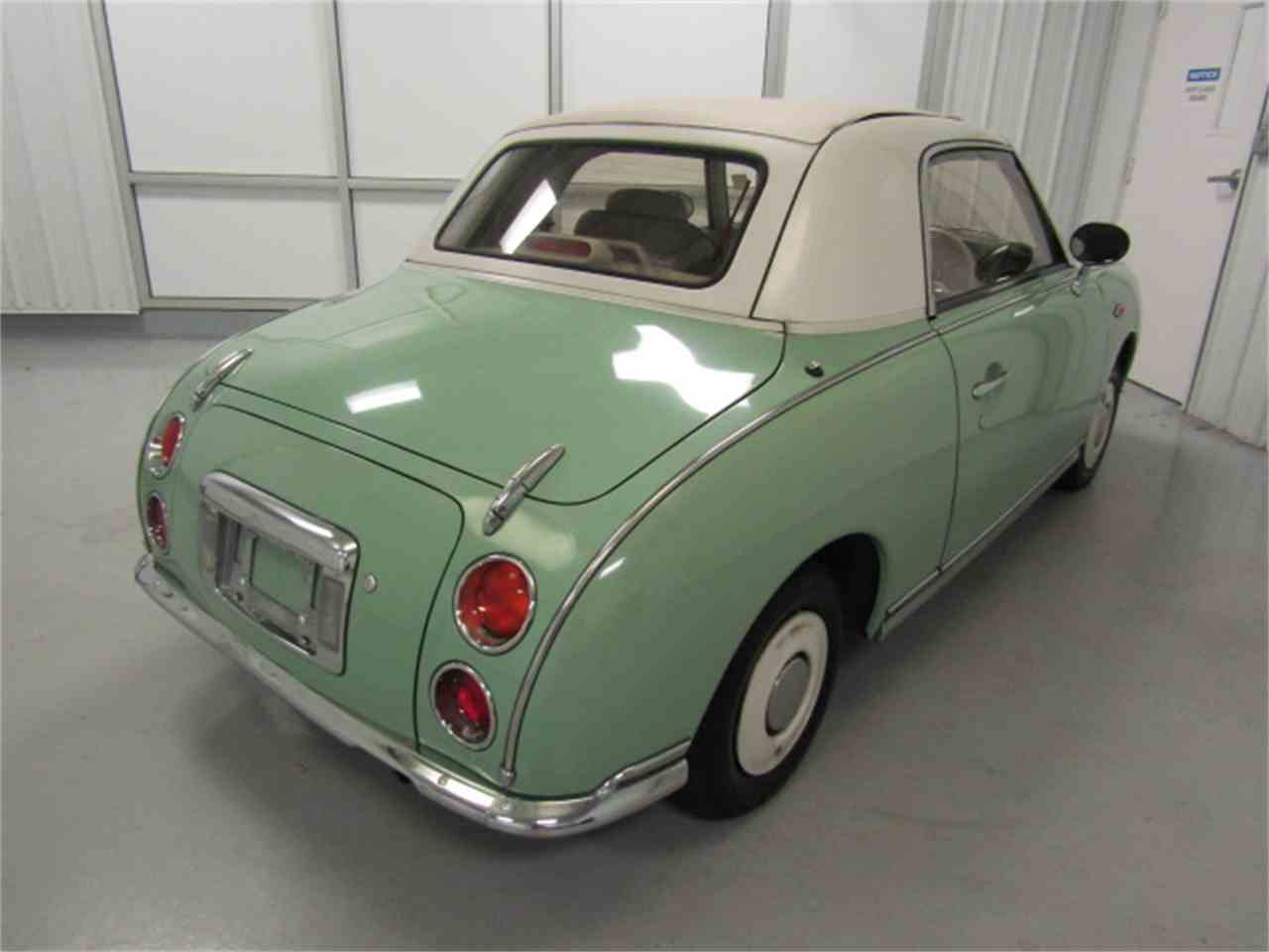 Large Picture of 1991 Nissan Figaro located in Christiansburg Virginia Offered by Duncan Imports & Classic Cars - JL8A