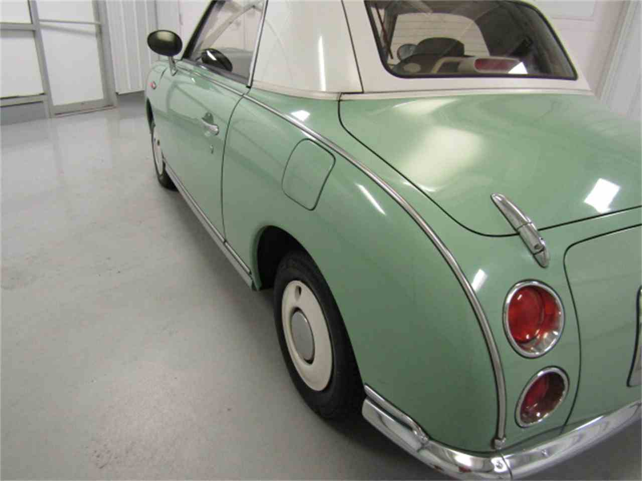 Large Picture of '91 Nissan Figaro located in Virginia Offered by Duncan Imports & Classic Cars - JL8A