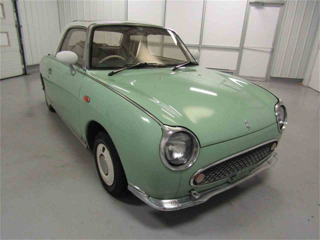 Large Picture of '91 Nissan Figaro Offered by Duncan Imports & Classic Cars - JL8A