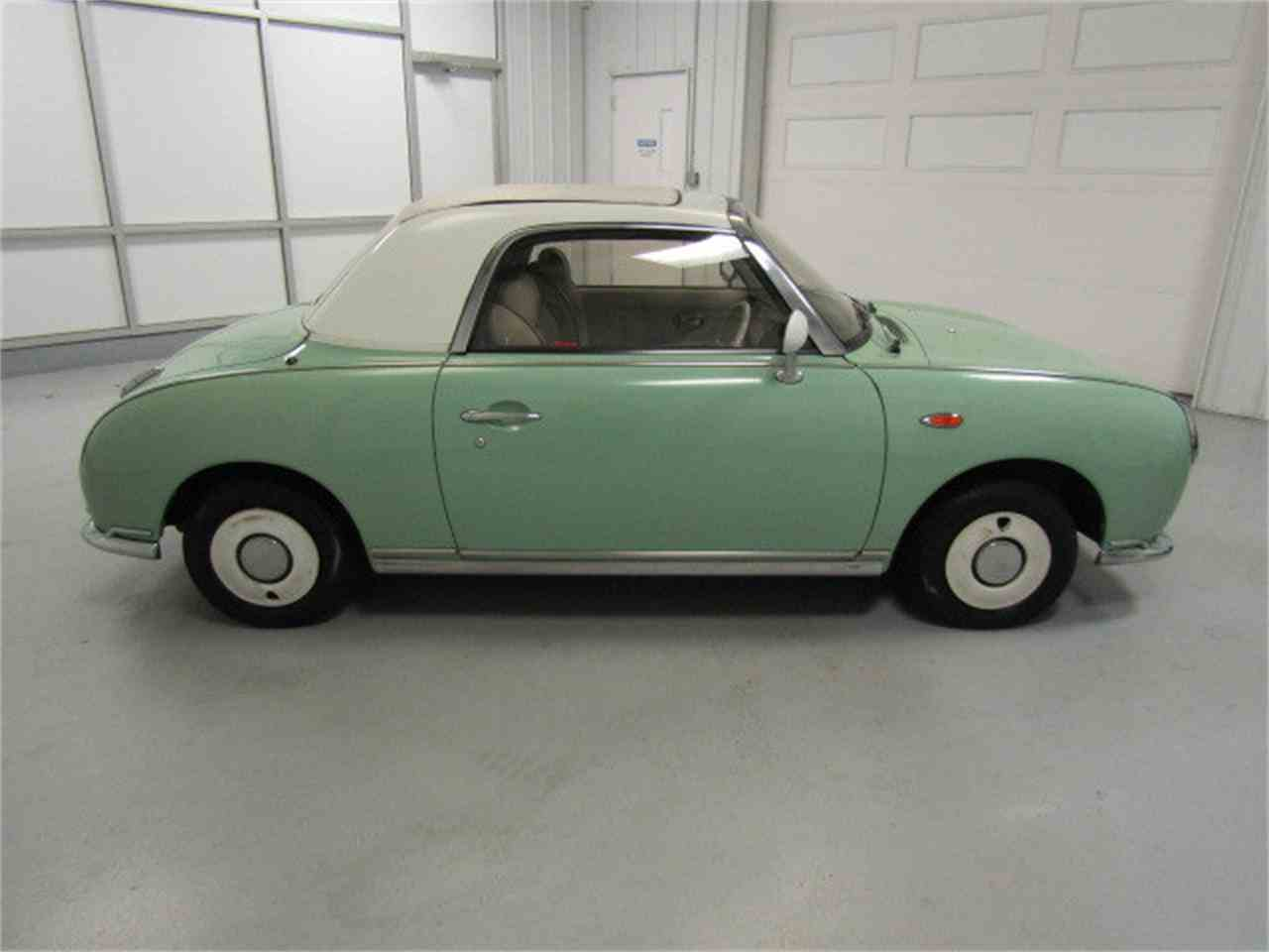 Large Picture of 1991 Figaro - $12,721.00 Offered by Duncan Imports & Classic Cars - JL8A