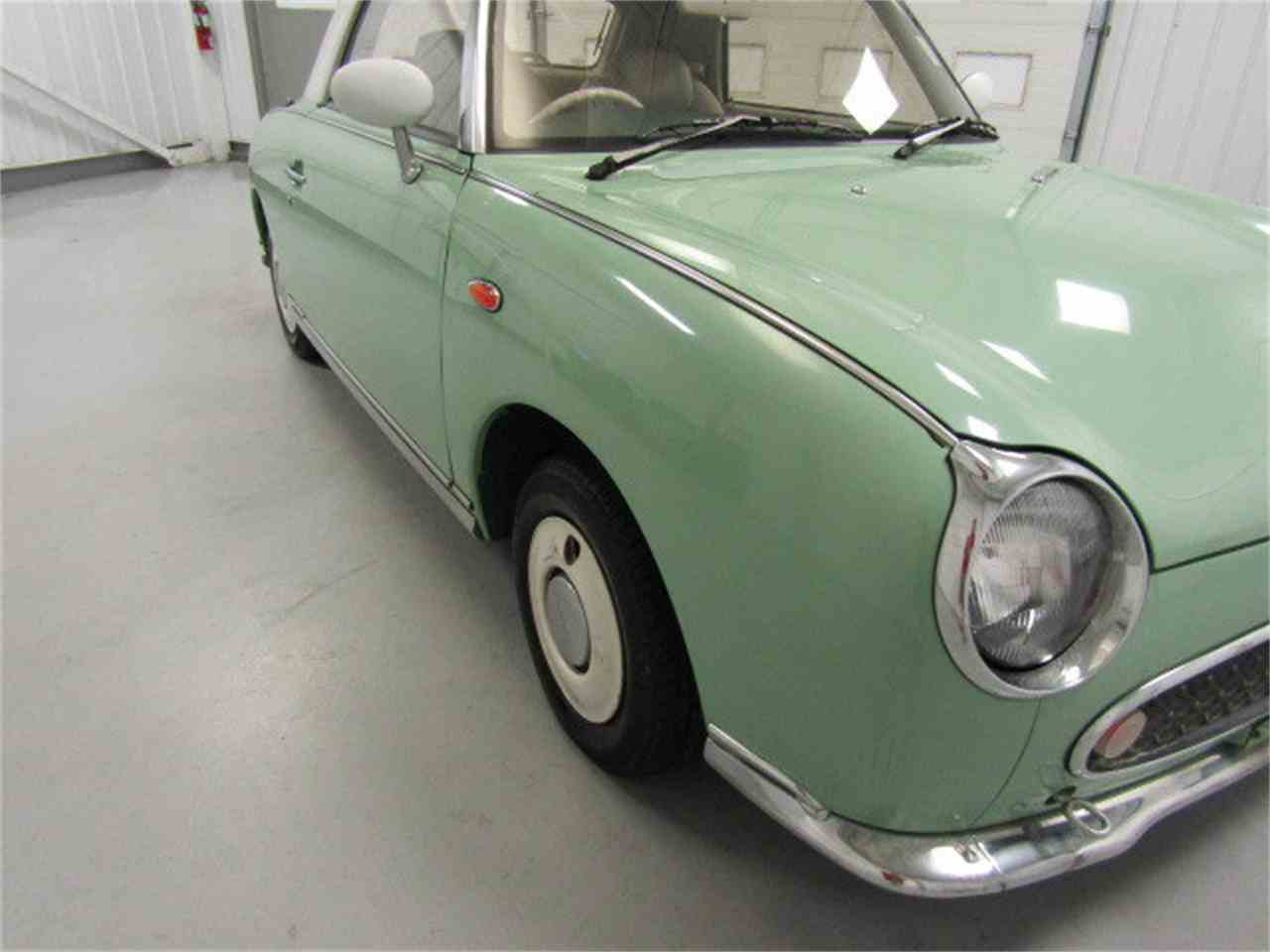 Large Picture of '91 Nissan Figaro - $12,721.00 Offered by Duncan Imports & Classic Cars - JL8A