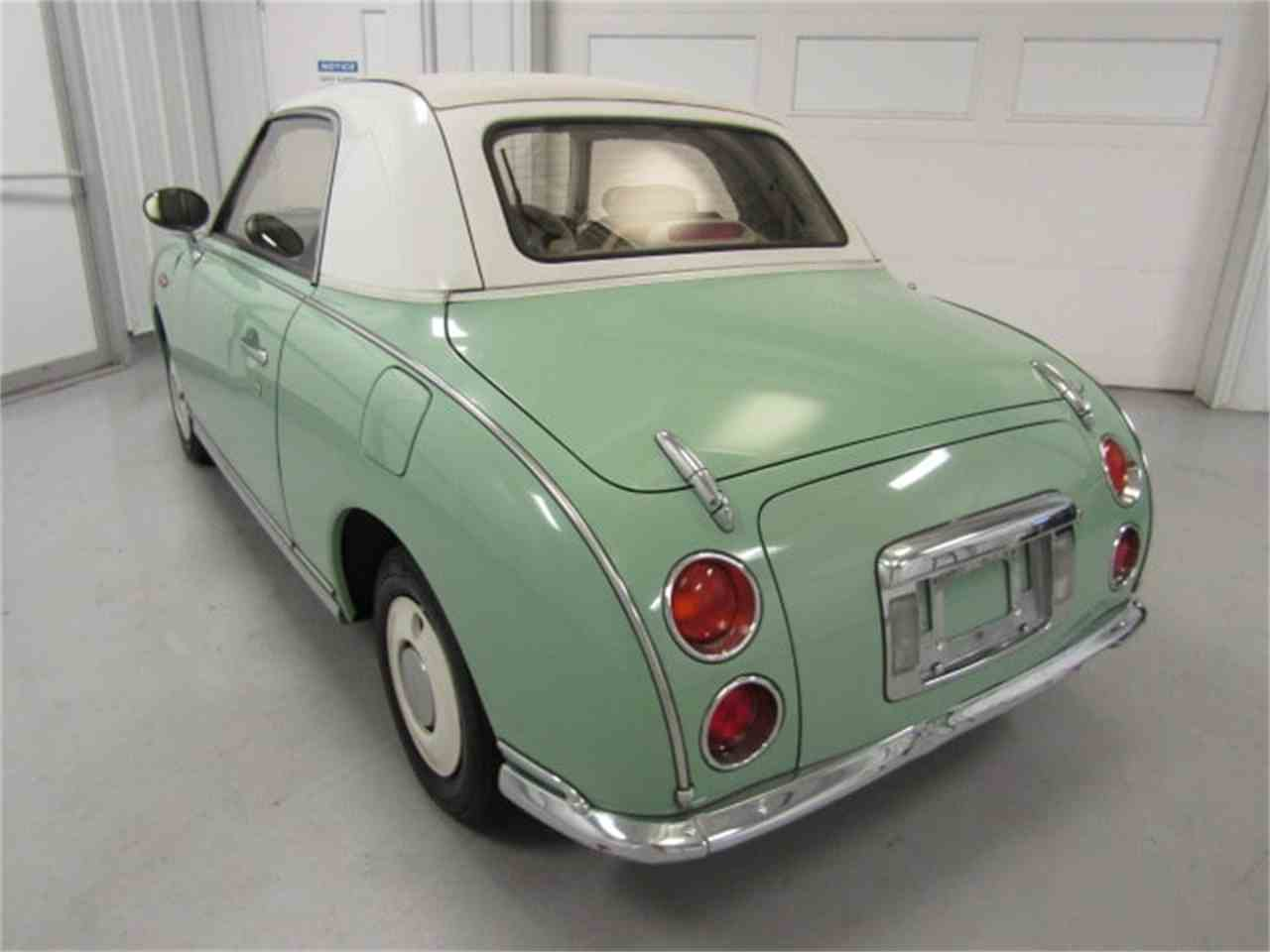 Large Picture of 1991 Nissan Figaro located in Christiansburg Virginia - $12,721.00 - JL8A
