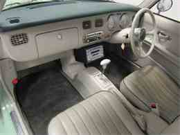 Picture of '91 Nissan Figaro located in Christiansburg Virginia Offered by Duncan Imports & Classic Cars - JL8A