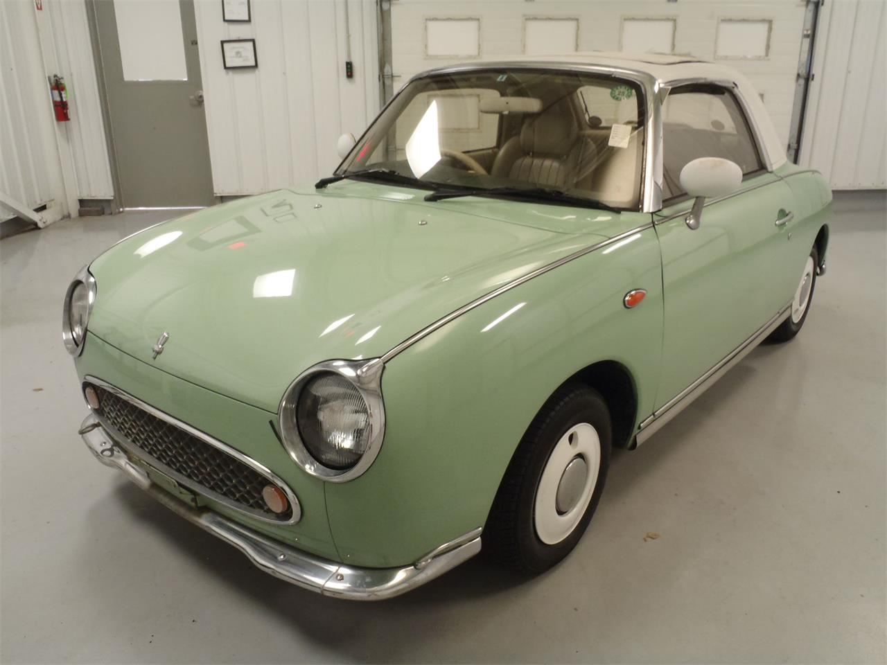 Large Picture of 1991 Nissan Figaro located in Virginia - $5,932.00 - JL8D