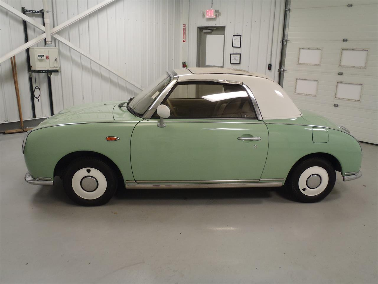 Large Picture of 1991 Nissan Figaro located in Christiansburg Virginia - $5,932.00 - JL8D