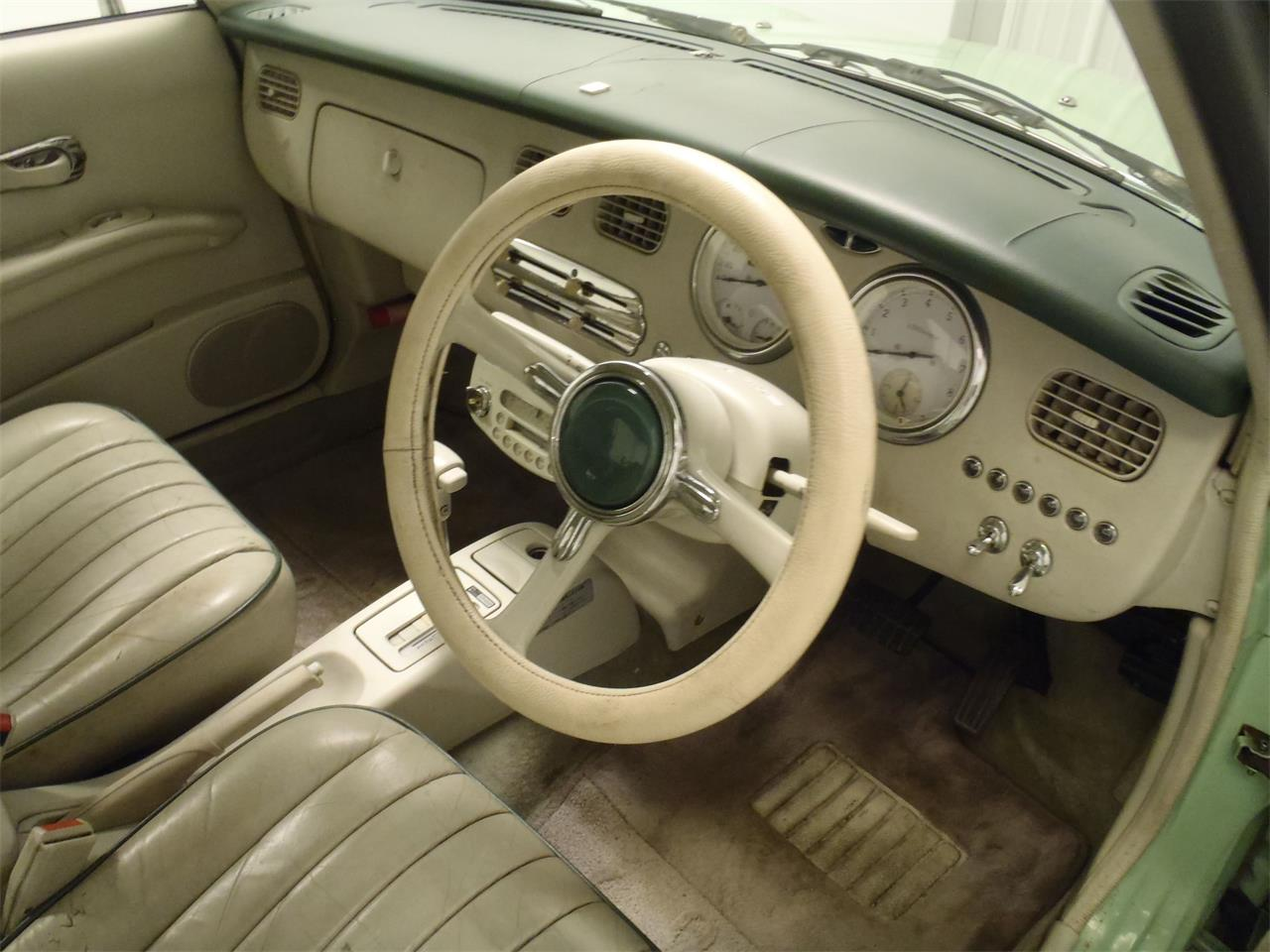 Large Picture of 1991 Nissan Figaro located in Christiansburg Virginia - $5,932.00 Offered by Duncan Imports & Classic Cars - JL8D