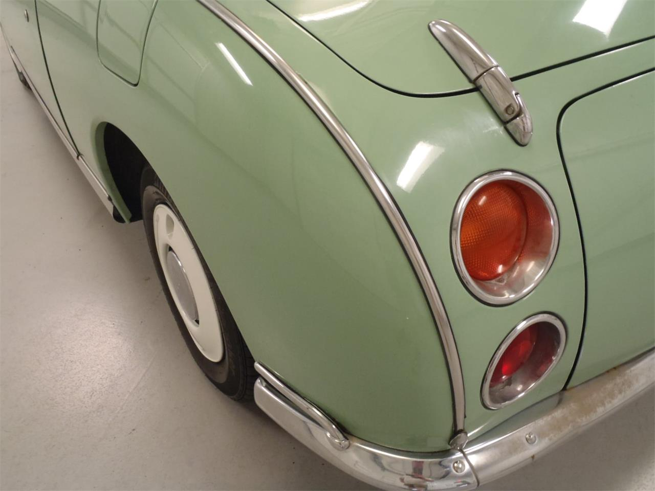 Large Picture of '91 Nissan Figaro - JL8D