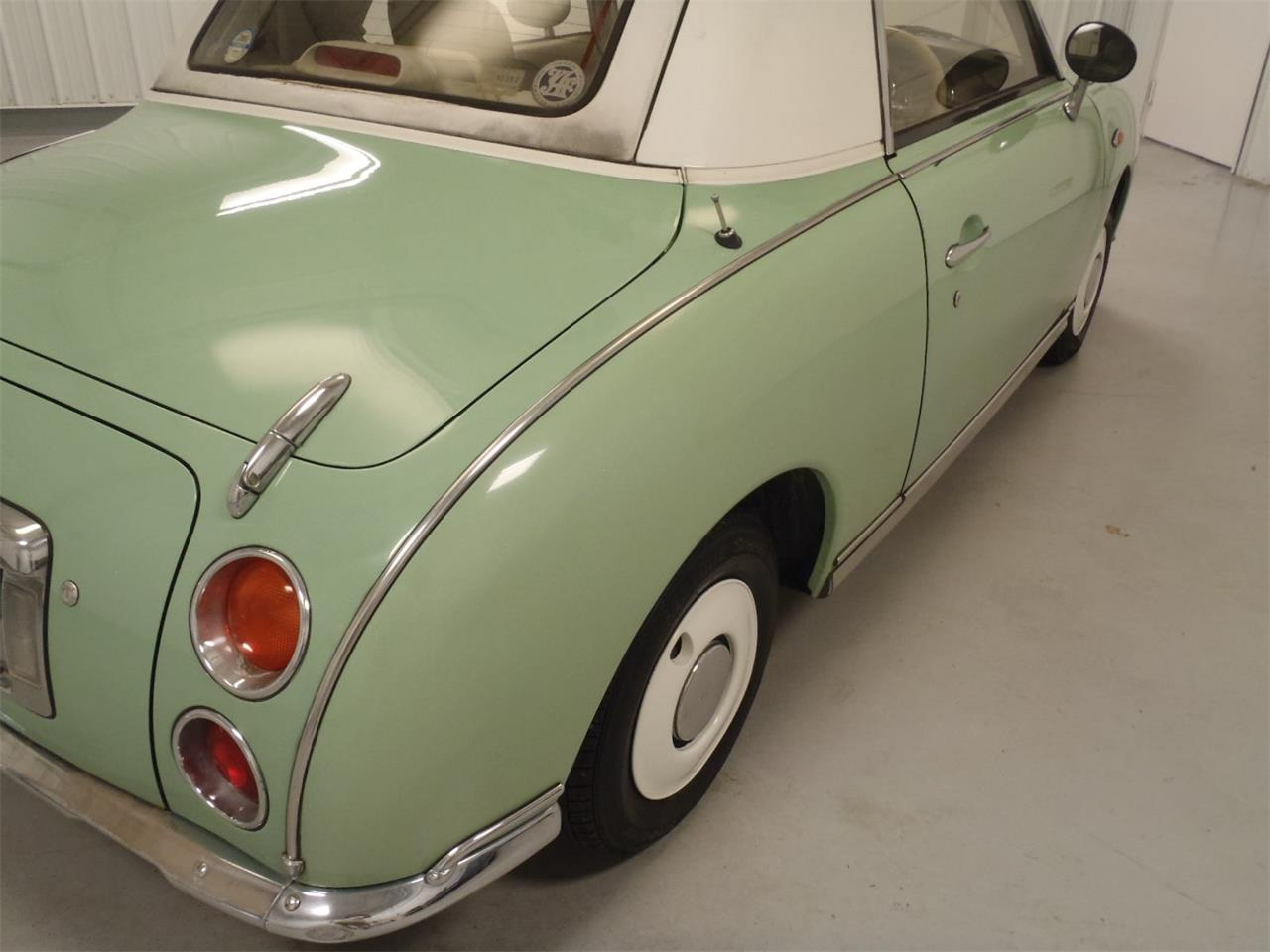 Large Picture of '91 Nissan Figaro located in Christiansburg Virginia - JL8D