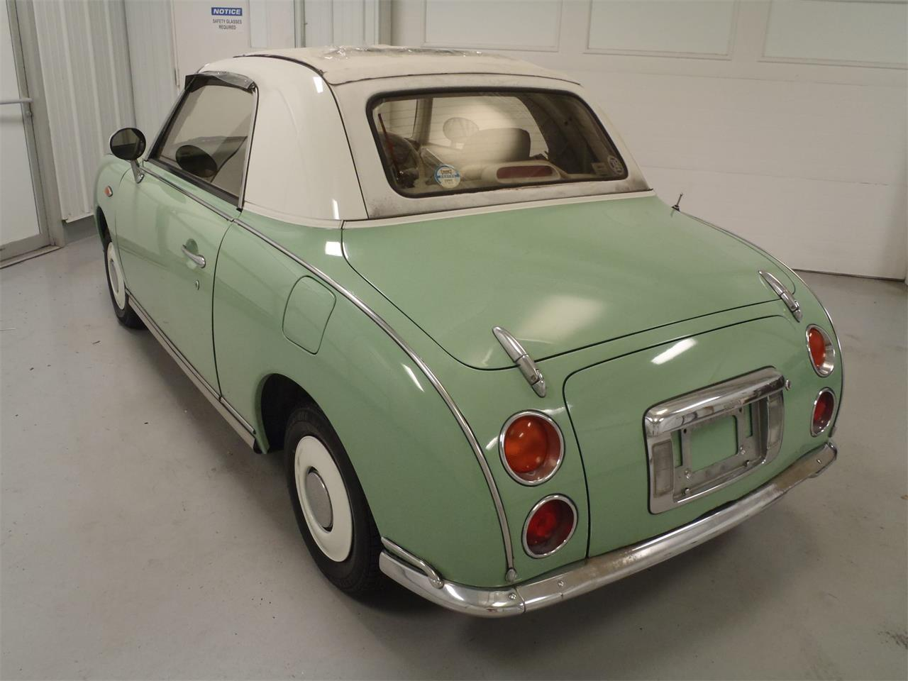 Large Picture of '91 Figaro located in Christiansburg Virginia - $5,932.00 Offered by Duncan Imports & Classic Cars - JL8D