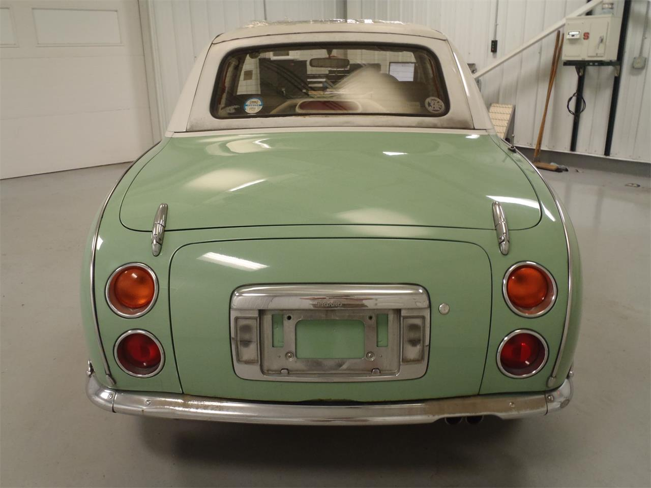 Large Picture of 1991 Figaro located in Virginia - JL8D