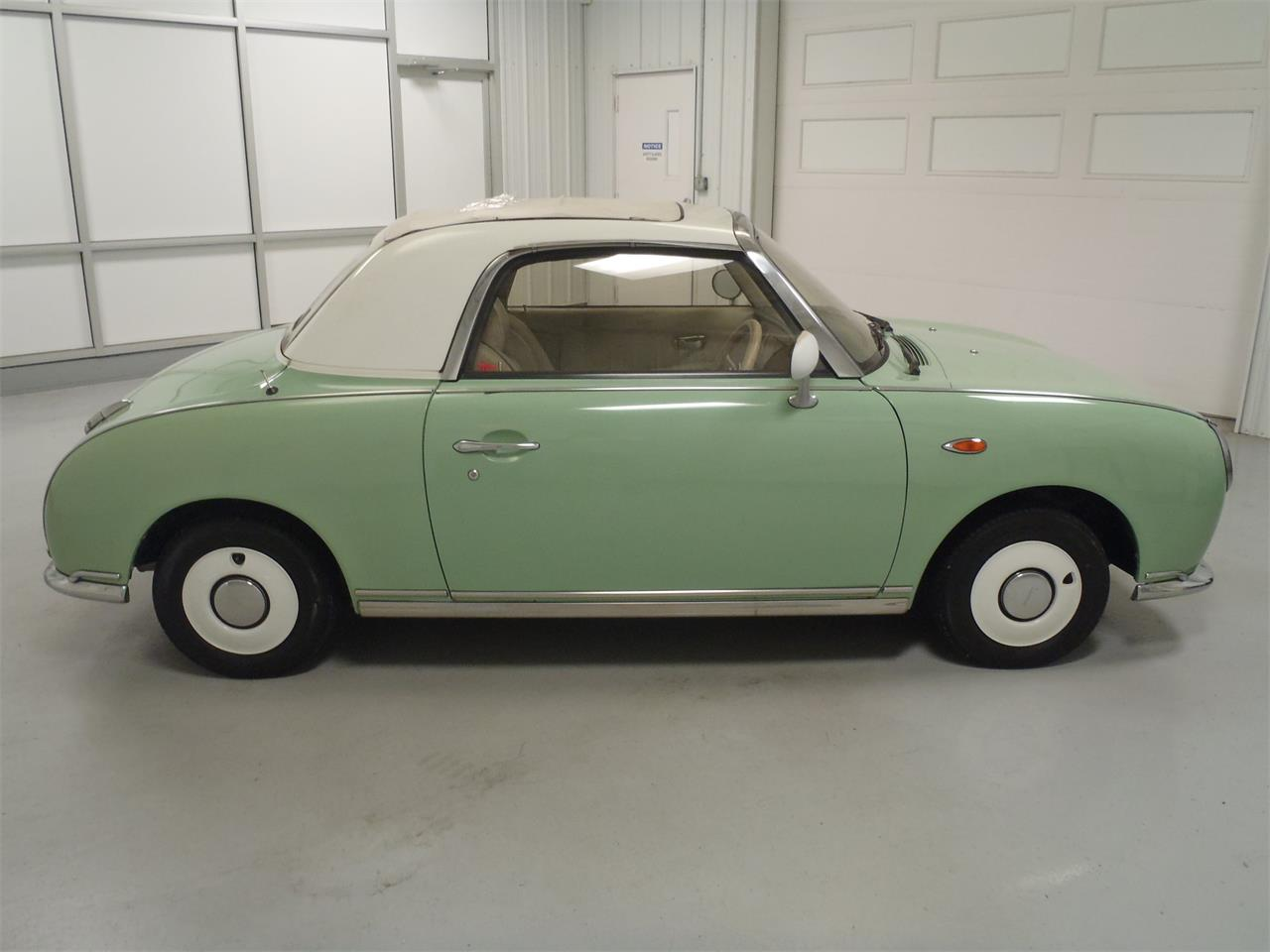 Large Picture of '91 Nissan Figaro Offered by Duncan Imports & Classic Cars - JL8D