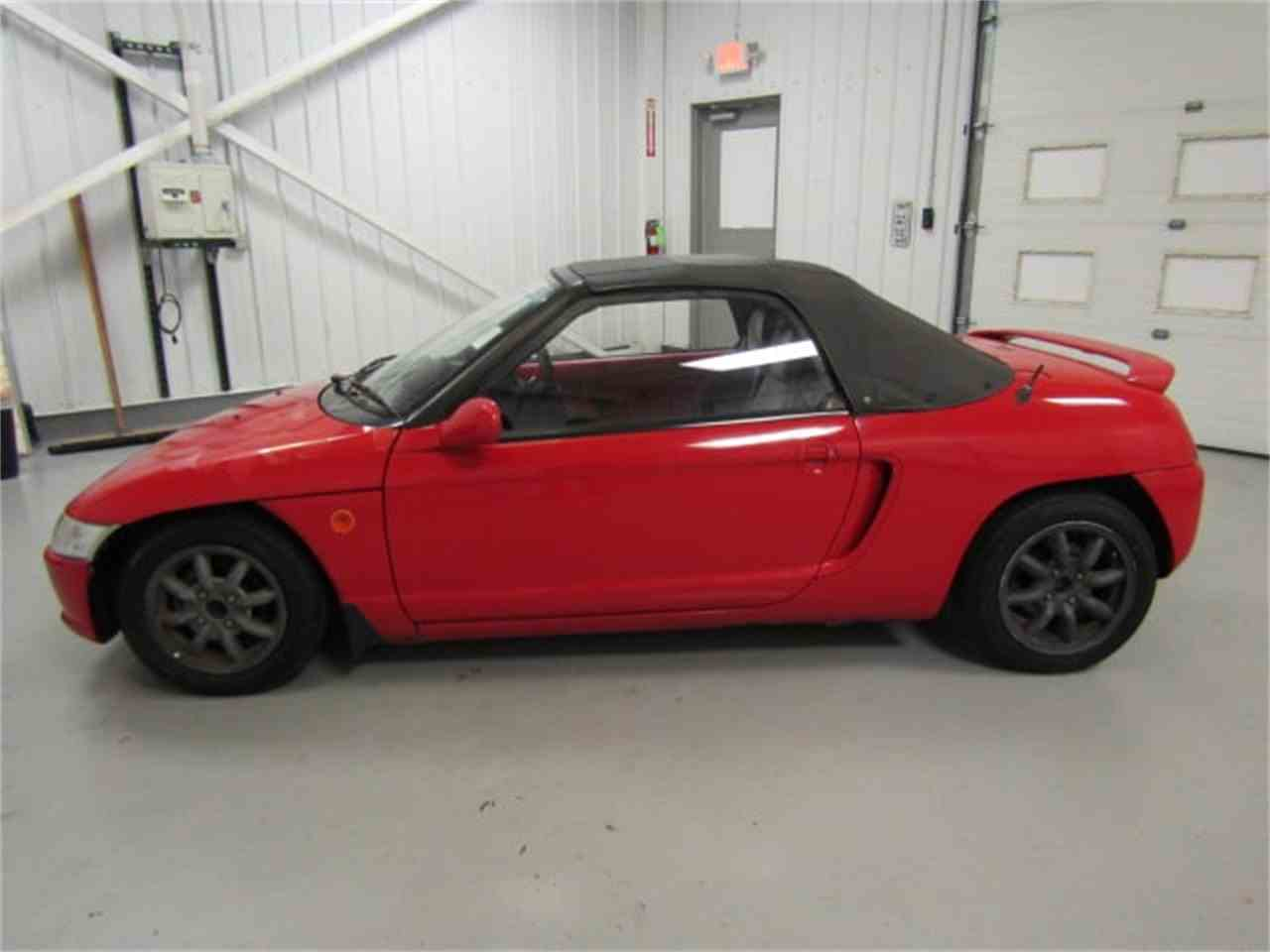 Large Picture of '91 Honda Beat located in Christiansburg Virginia Offered by Duncan Imports & Classic Cars - JL8F