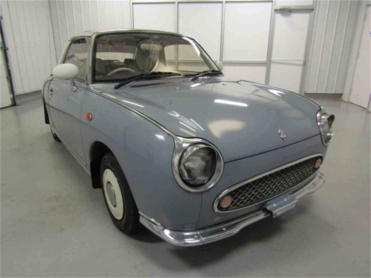 Large Picture of '91 Nissan Figaro - $17,900.00 Offered by Duncan Imports & Classic Cars - JL8M