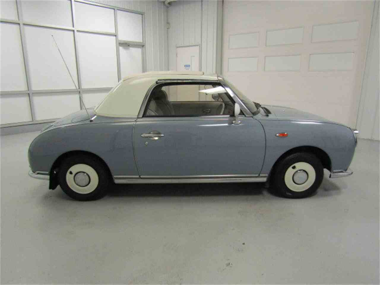 Large Picture of '91 Nissan Figaro located in Virginia - JL8M