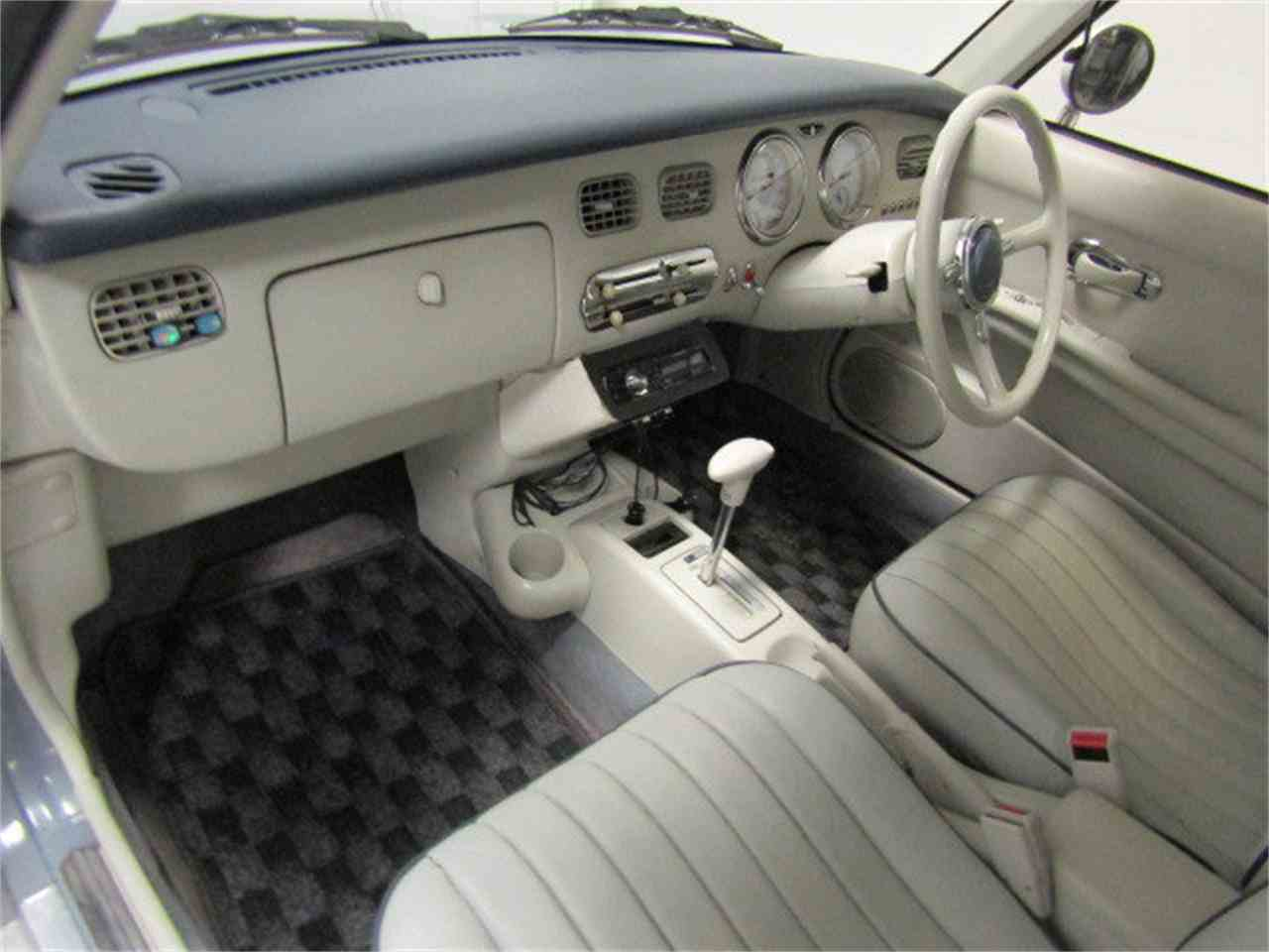 Large Picture of 1991 Nissan Figaro - $17,900.00 Offered by Duncan Imports & Classic Cars - JL8M