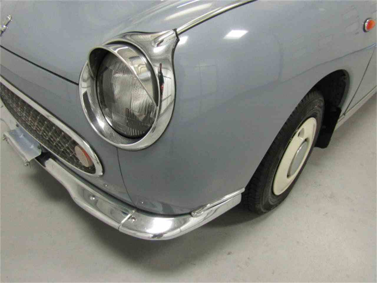 Large Picture of 1991 Nissan Figaro located in Virginia Offered by Duncan Imports & Classic Cars - JL8M