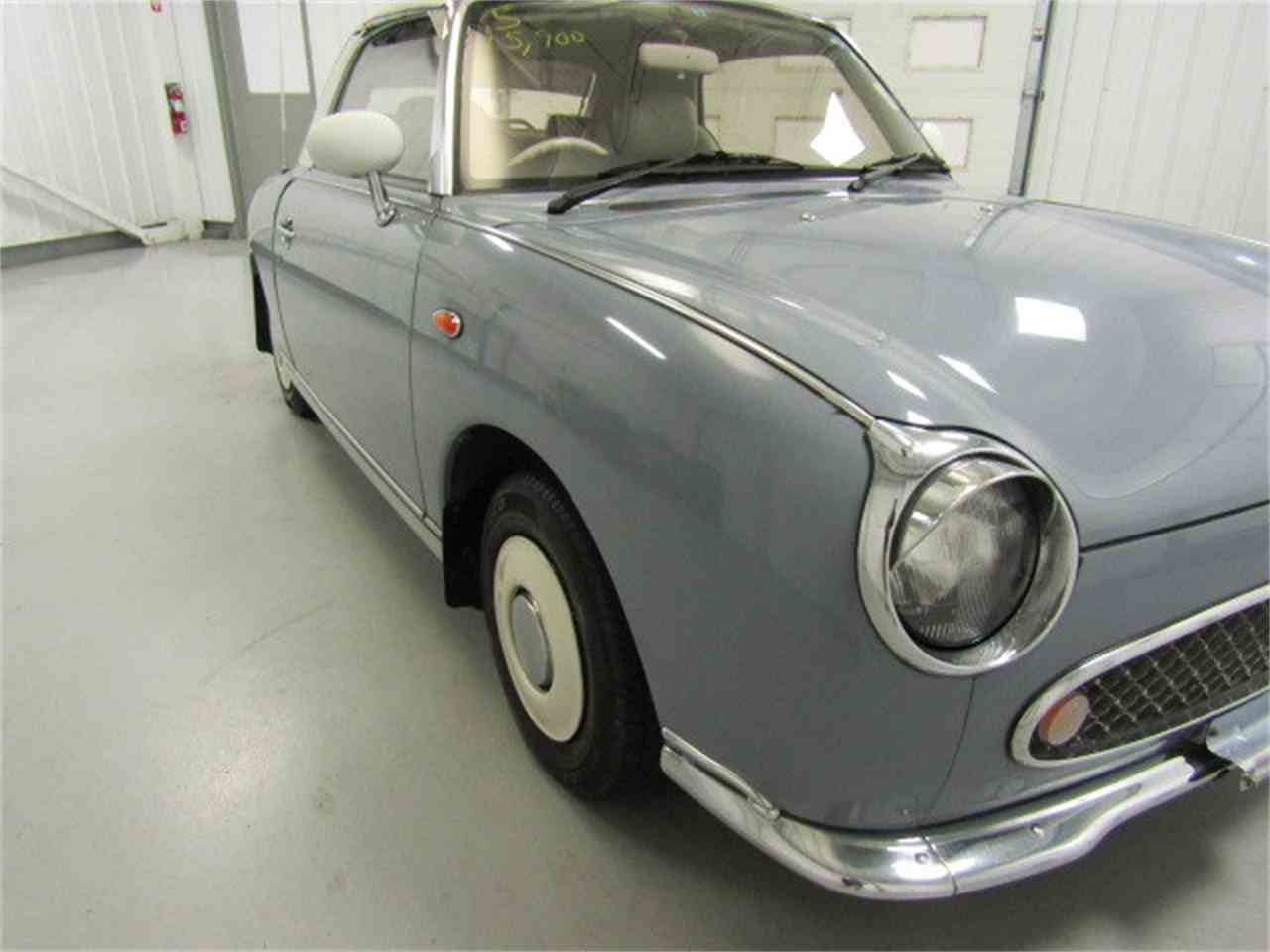 Large Picture of 1991 Nissan Figaro Offered by Duncan Imports & Classic Cars - JL8M