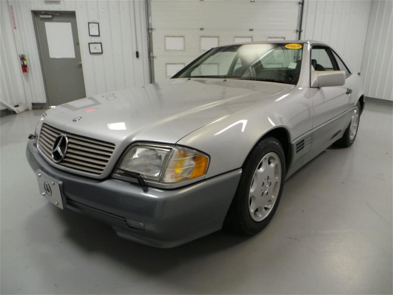 Large Picture of '95 SL-Class - JL8S
