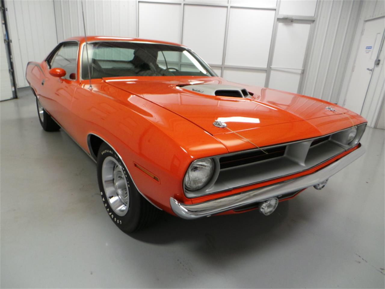 Large Picture of Classic '70 Plymouth Cuda located in Christiansburg Virginia Offered by Duncan Imports & Classic Cars - JL8U